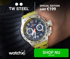 TW Steel CS29 horloge aanbieding