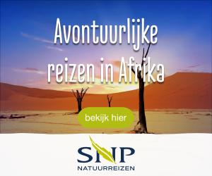 SNP reizen Afrika