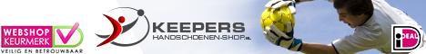 Keepershandschoenen-shop.nl