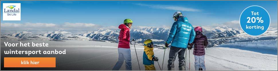de voordeligste wintersportvakanties en skivakanties