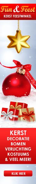 Kerst feestwinkel