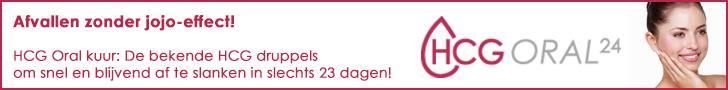 Elegance HCG Oral24 Afslankkuur