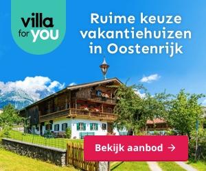 Ruime keuze in vakantiehuizen in Oostenrijk