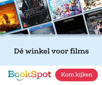 BookSpot de winkel voor films en series