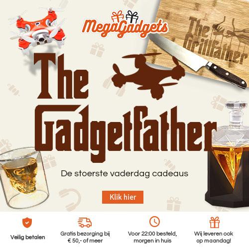 De stoerste Vaderdag cadeaus! | MegaGadgets