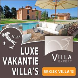 Luxe vakantiehuizen Italië