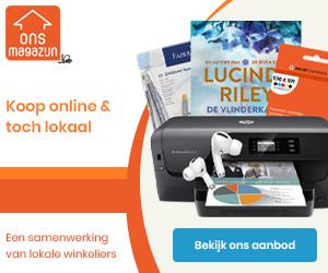 Ons Magazijn - Het gemak van online winkelen bij uw lokale winkel