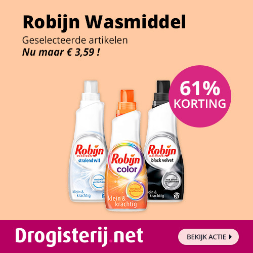 Drogisterij.net – Gratis Goodiebag ter waarde van € 40,-