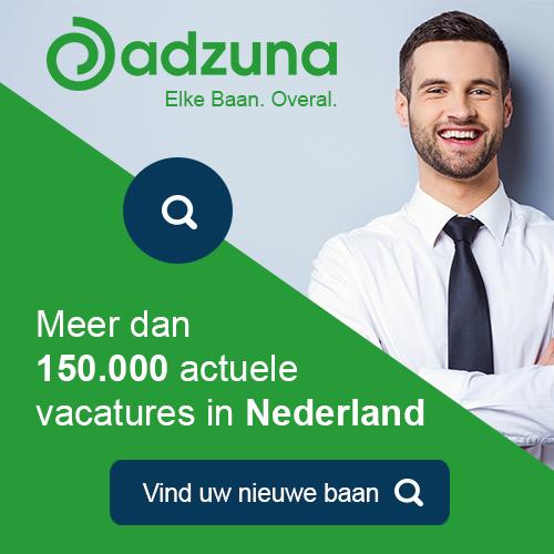 Klik hier voor de korting bij Adzuna.nl