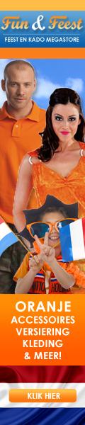 Fun en Feest Oranje 120x600