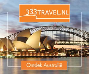 Reizen naar Australië