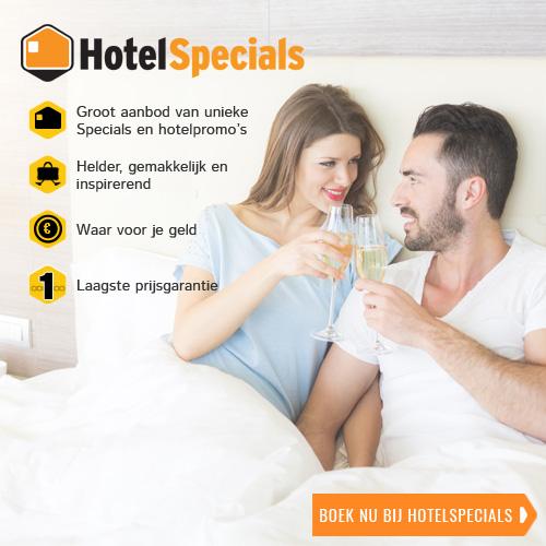 50% Air Miles korting met een keuze uit 250 hotels
