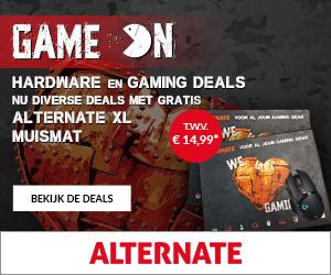Klik hier voor de korting bij Alternate.nl