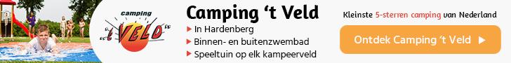 Camping 't Veld