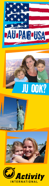 Au Pair in Amerika of Australië