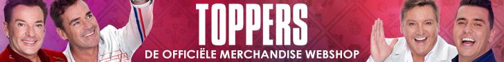 Officiële Toppers in Concert webshop