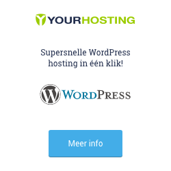 Aanbevolen hosting bedrijf