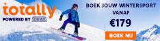 Wintersportvakantie online boeken