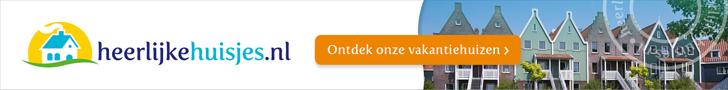 Heerlijke vakantiehuizen in Nederland, België en Duitsland