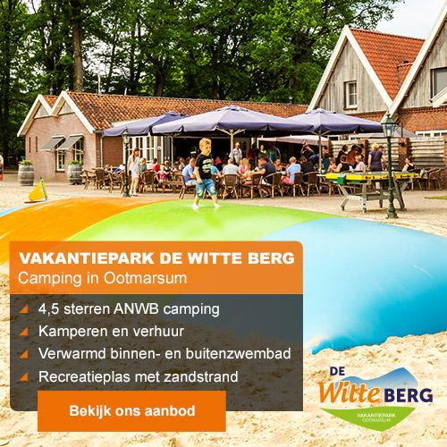 Camping de witteberg