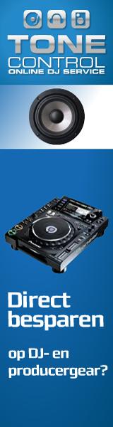 Direct besparen op DJ gear met ToneControl.nl