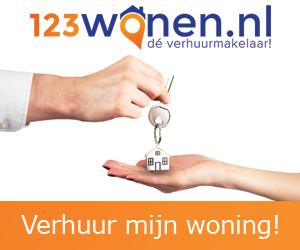 Huis verhuren via 123Wonen