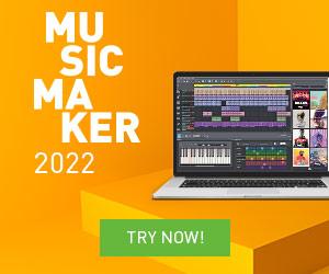 Music Maker 2022:  Music Made Easy