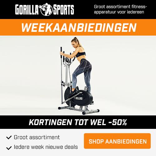 GOrilla Sports: Premium Deals; 10% actie