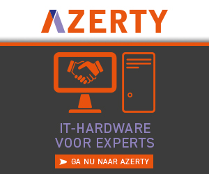 Azerty.nl Ergonomie Thuiswerken
