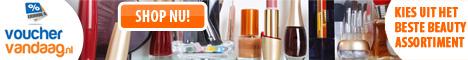 De mooiste beauty producten voor de scherpste prijs!