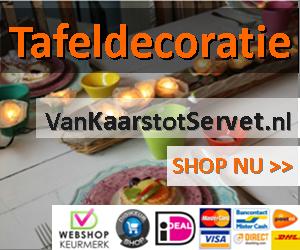 Vankaarstotservet.nl – Valentijnsdag kortingscode