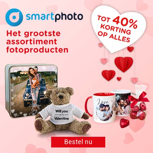 30% korting op alle fotoproducten