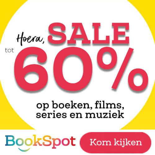 Sale: Tot 70% korting op boeken, films, series en muziek