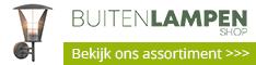 Klik hier voor de korting bij Buitenlampenshop.nl
