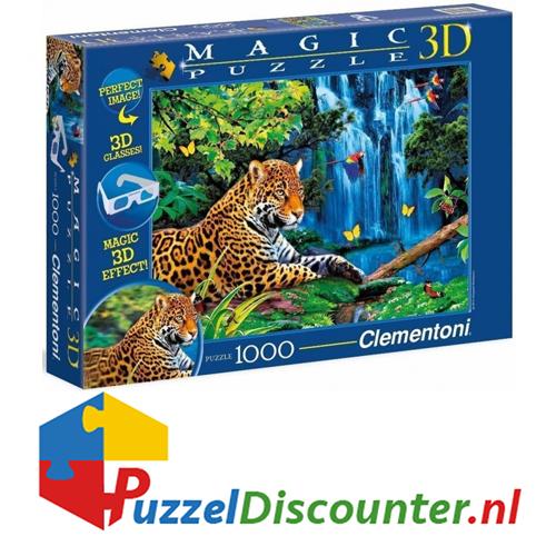 Clementoni puzzels
