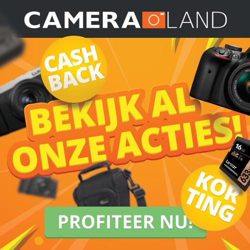 Cameraland Inruilweken