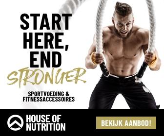 Weekaanbiedingen - House Of Nutrition