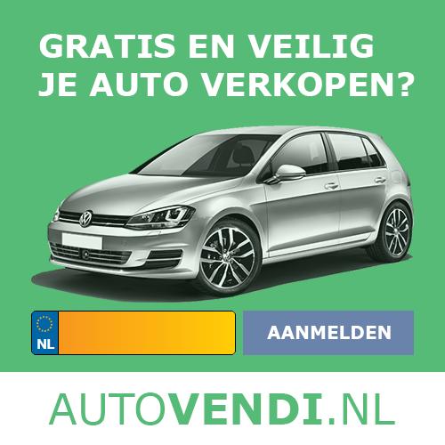 AutoVendi, gratis en veilig je auto verkopen