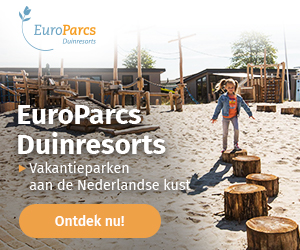 Banner EuroParcs Duinresorts 300x250