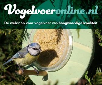 Klik hier voor de korting bij Vogelvoeronline.nl