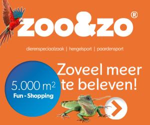 De grootste en meest verrassende dierenspeciaalzaak van Nederland.