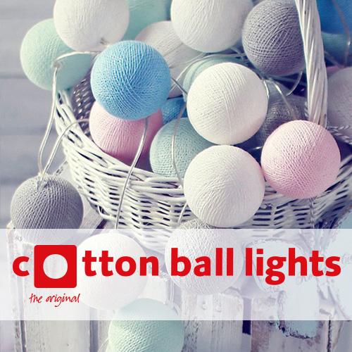 Lichtslingers Cotton Ball Lights