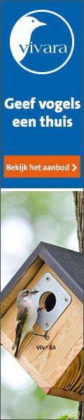 Geef vogels een thuis met nestkasten van Vivara