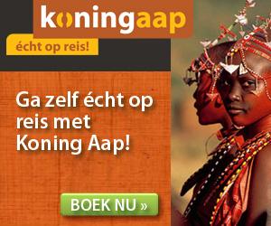 Koningaap - Groepsreizen en Familiereizen