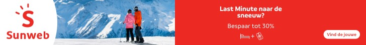 Sunweb Wintersport Frankrijk in 2020