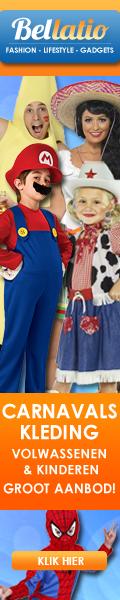 carnaval kostuums winkel