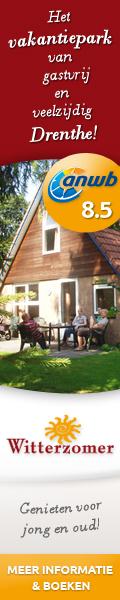 Witterzomer.nl is de camping van gastvrij en veelzijdig Drenthe!
