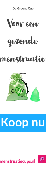 De Groene Cup – duurzame menstruatiecup