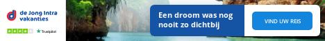 Ga naar de website van  De Jong Intra Vakanties BV!