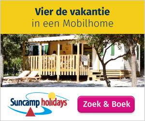 Campingvakantie mobile home